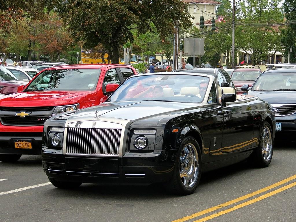Rolls Royce Phantom Drophead Greenwich 1