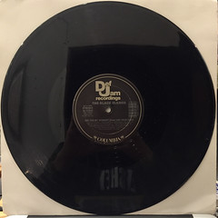 THE BLACK FLAMES:ARE YOU MY WOMAN?(RECORD SIDE-A)
