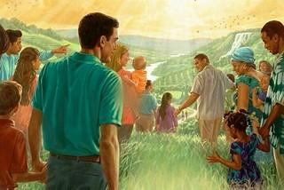 Noicattaro. Resurrezione Testimoni di Geova front