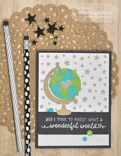 Taylored Expressions: Wonderful World
