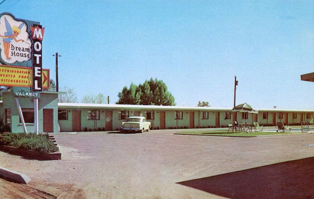 Dream House Motel - Tucson, Arizona