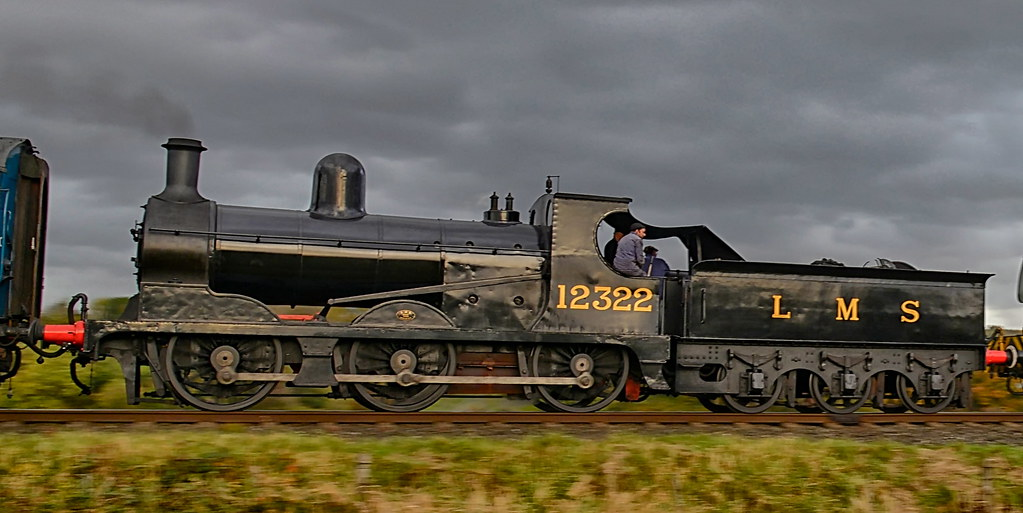 by Alan Burkwood 12322. Returning to Bury.   by Alan Burkwood