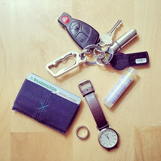 293/365 - Everyday Carry, Sans Phone #project365 | by brinstar