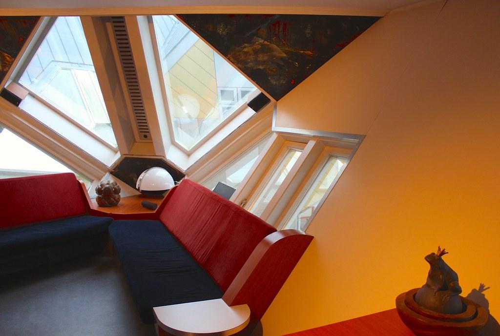 Interieur Kubuswoning. | Interieur Kubuswoning. Rotterdam. I… | Flickr