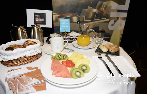 Expo SOBERBIA: Gran Hotel Domine Bilbao