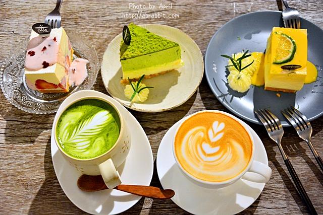 台中甜点|ALLO Friend–巷弄咖啡厅,来一份疗愈的乳酪蛋糕吧!@西区 华美街