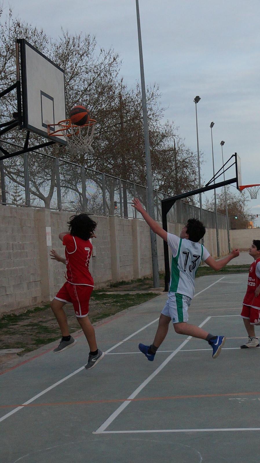 Infantil Ferrer i Guàrdia vs San Pedro Pascual