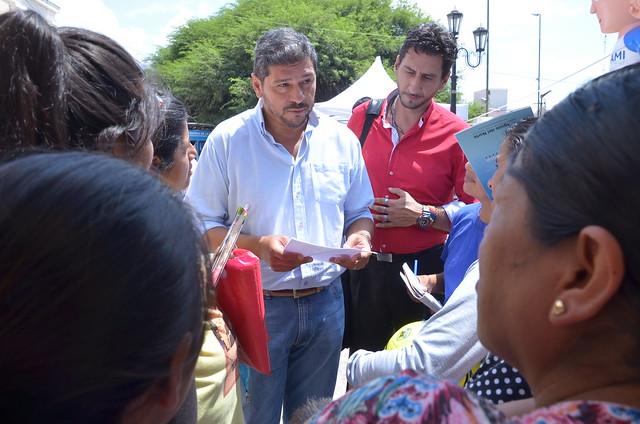 Centro de Atención Ciudadana en Campo Santo