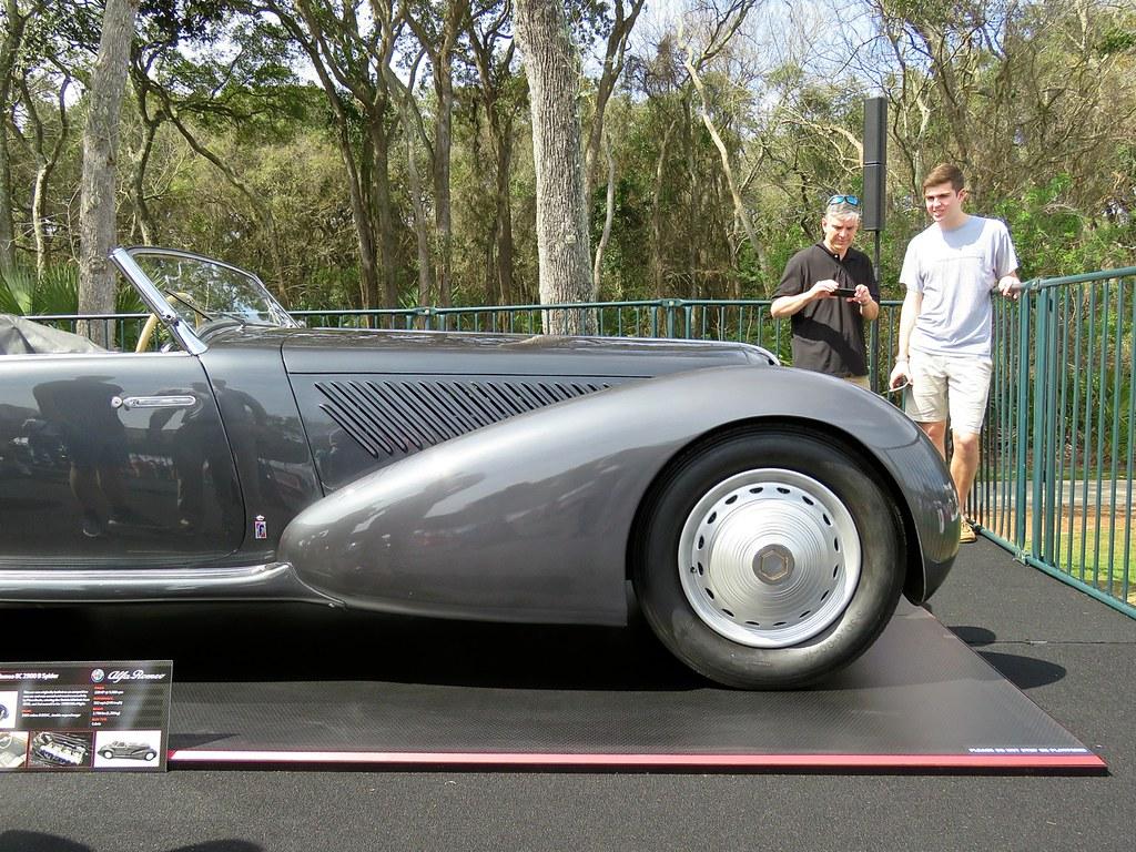 Alfa Romeo 8C 2900B Amelia 6