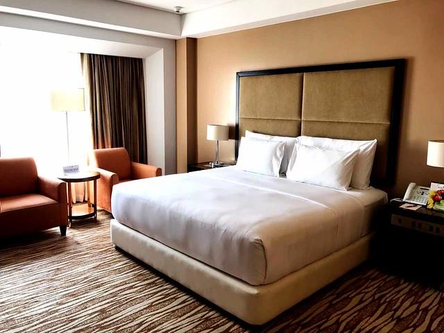 Acacia Hotel room