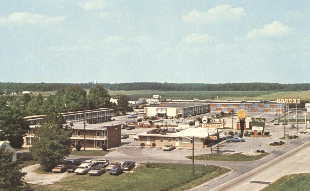Quality Inn State Line - Salisbury, Maryland