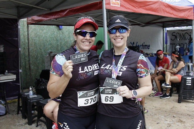 1ª Corrida Ladies Run AYO