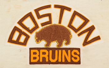 1928-29 Boston Bruins logo