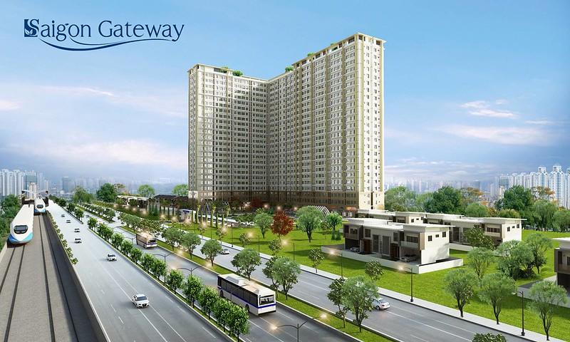 Tổng quan dự án căn hộ Saigon Gateway