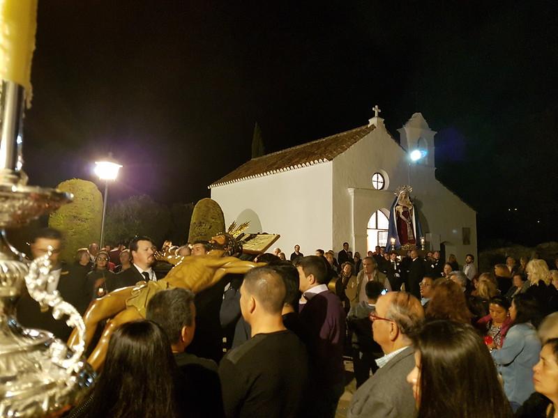 Vía Crucis 2017 Parroquia Santo Cristo del Calvario Marbella