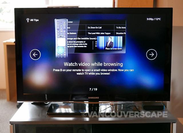 Shaw BlueSky TV-9