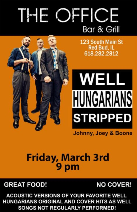 Well Hungarians 3-3-17
