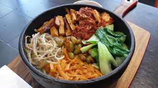 Bibimbap at Vegeme