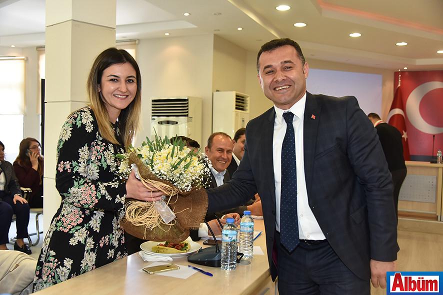 Alanya Belediye Başkanı kadınları kutladı4
