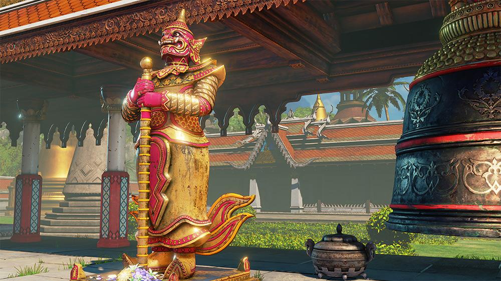 thailand stage