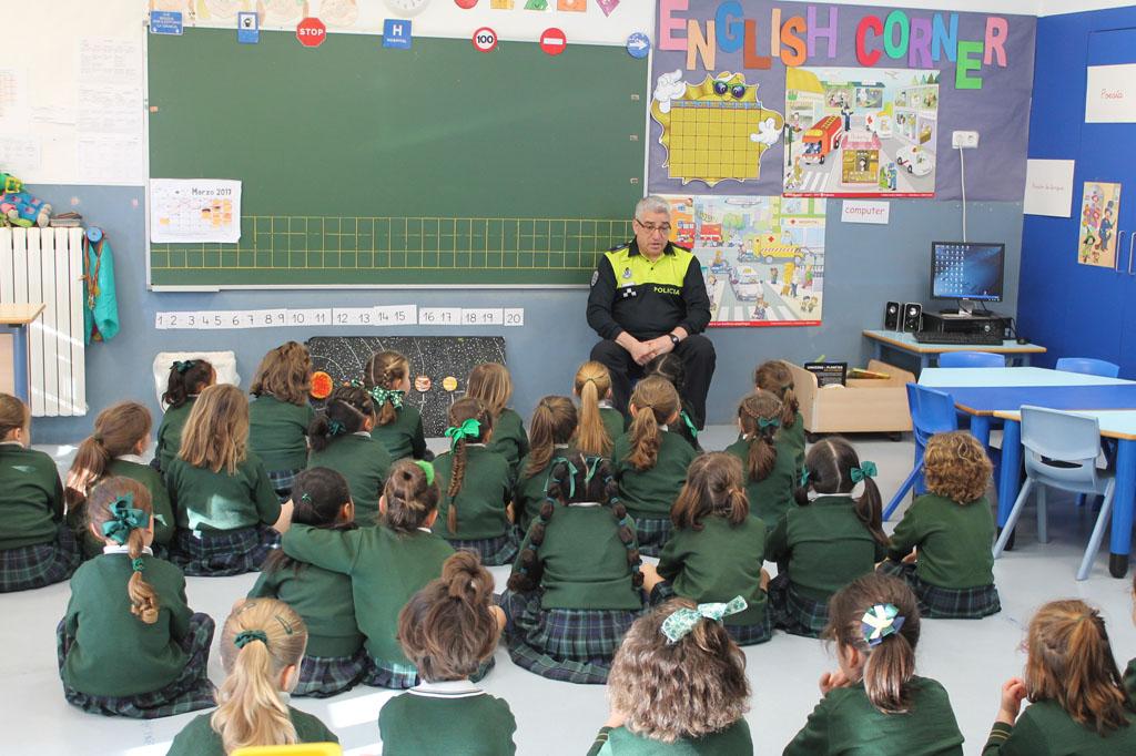 Educación Vial en Infantil