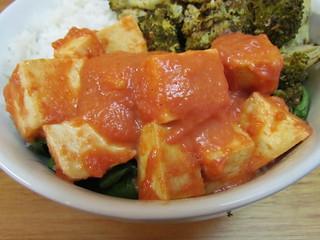 Tofu Bravas