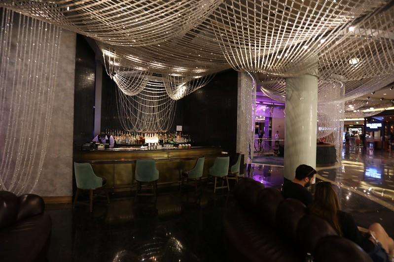 Cosmopolitan Hotel Chandelier Bar Las Vegas