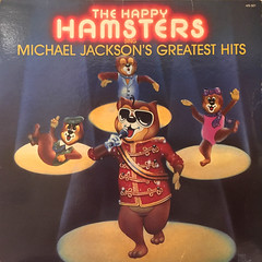 THE HAPPY HAMSTERS:THE HAPPY HAMSTERS SING MICHAEL JACSON'S GREATEST HITS(JACKET A)