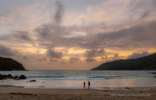 Sunset at Ya Nui beach, Phuket | by Phuketian.S