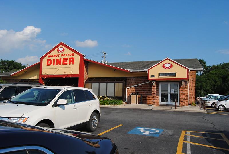 Walnut Bottom Diner, Carlisle, PA