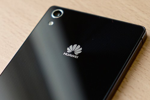 Huawei Ascend P7 | by Janitors