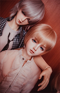 Kai&Milli~♥ | by G1090mary