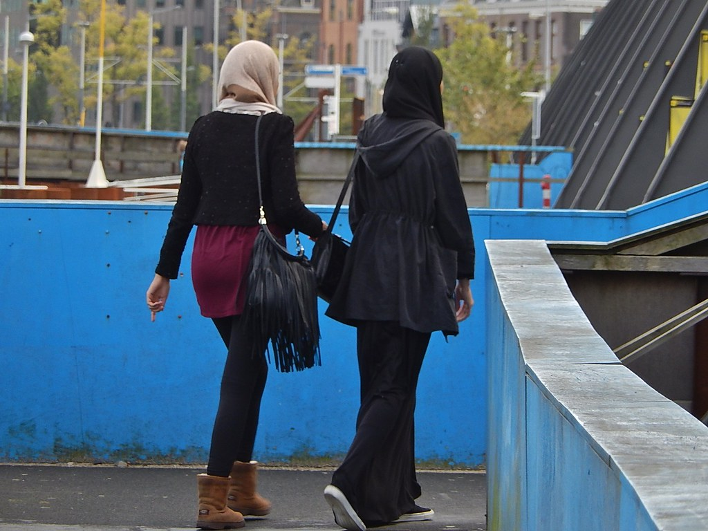 Image result for Muslim women in veils images pics