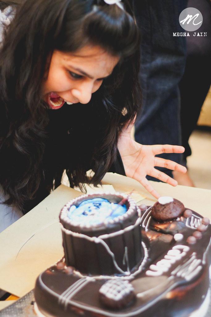 Best Birthday Cake Ever Camera Megha Jain Photography De Flickr