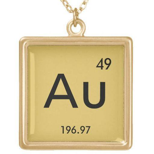 Beautiful periodic table gold necklace chemical properties flickr beautiful periodic table gold necklace chemical properties of gold httpbit urtaz Image collections