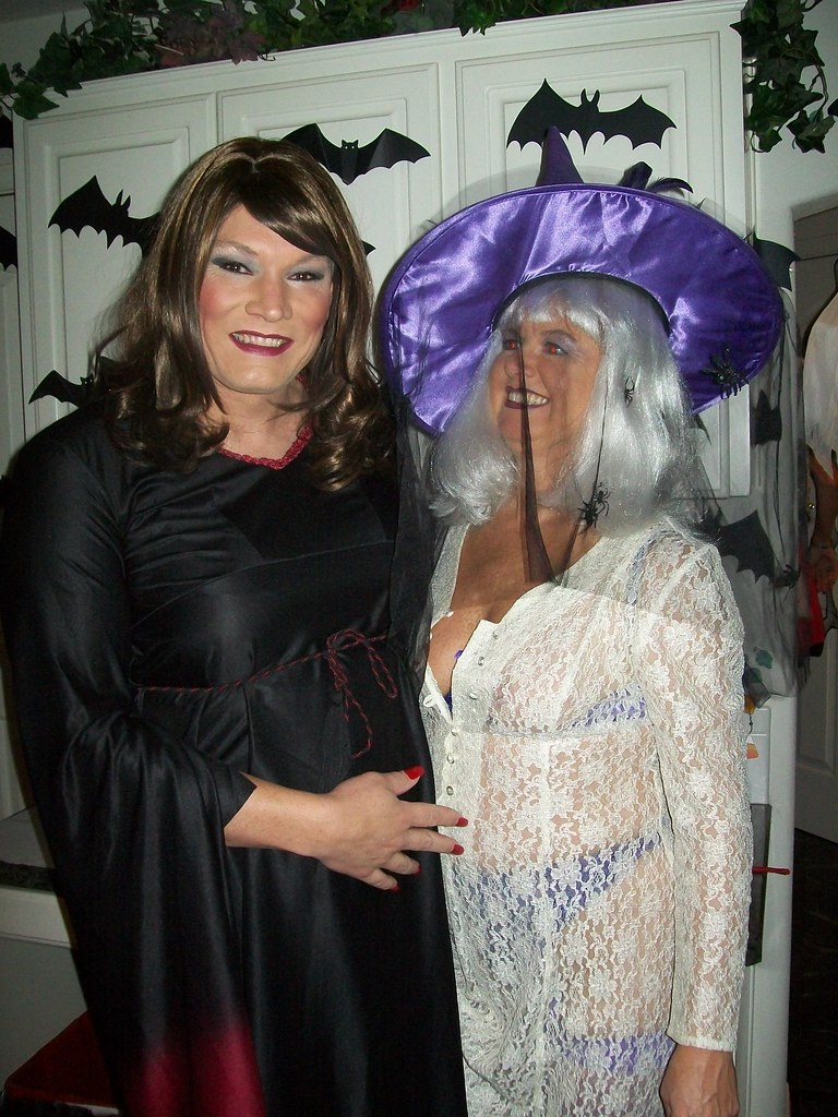 halloween party 2014 susan & kathy (1) | halloween party 201… | flickr