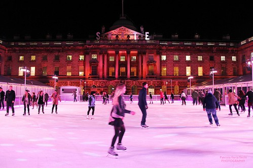 Somerset House Ice Rink [Explored, 5th November 2014] | by Patrizia Ilaria Sechi