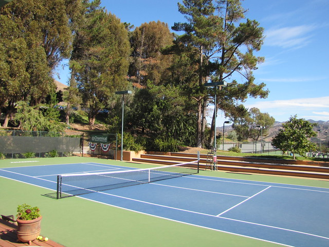 Chamisal Tennis and Fitness Club