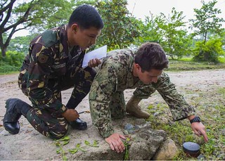 AFP and US Military EOD Train in the Philippines | by #PACOM