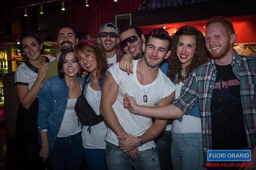 08/11/2014 Febbre 90 + Max Pezzali Tribute al Fuori Orario