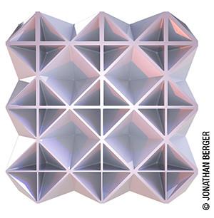 Foam structure_Art