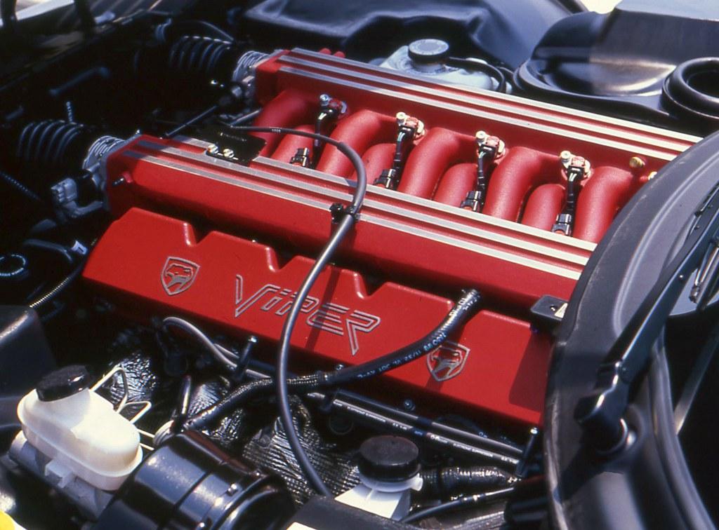 2001 Dodge Viper Rt10 Roadster 488 Cid V 10 Richard Spiegelman
