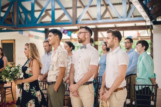Costa Rica Destination Wedding