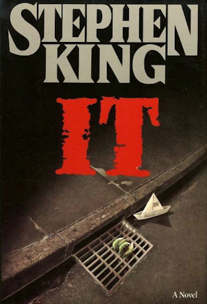 Stephen King´s It - Book Cover