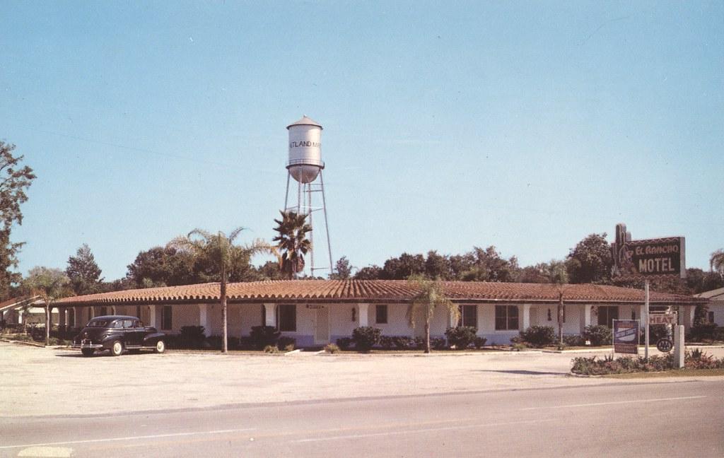 El Rancho Motel - Maitland, Florida