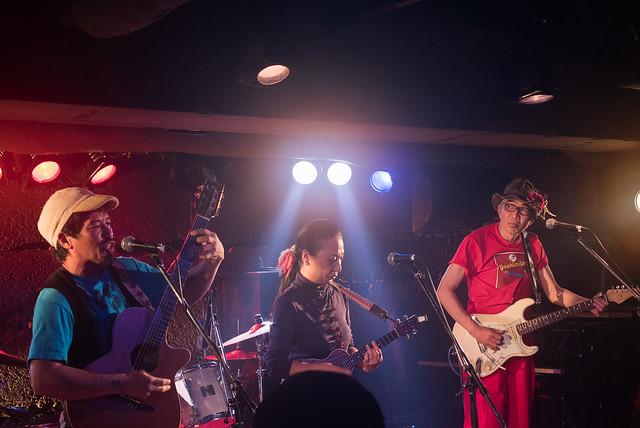 Yoshimitsu Kasuga's 60th birthday live at Manda-La 2, Tokyo, 03 Apr 2017 -00045