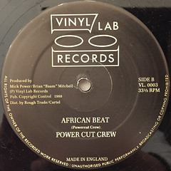 POWER CUT CREW:POWERCUTS(LABEL SIDE-B)