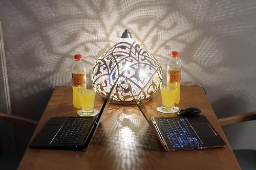 Orangen-Limonade (bei Foto-Sichtung auf unserem Hotelzimmer)