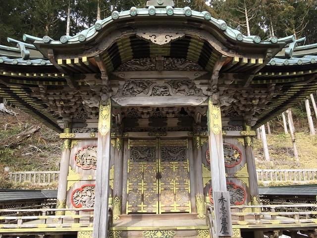 Koyasan mausolée de Tokugawa