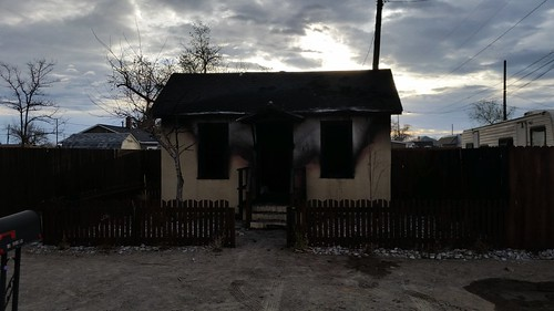 Poplar Street Fire - the Aftermath